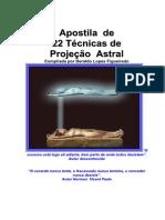 Apostila Projeção Astral