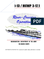 Army - Fm90-13 - River Crossing Operations