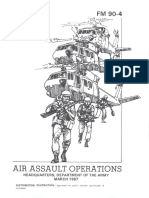 Army - fm90 4 - Air Assault Operations