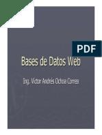 25 de Agosto Base de Datos Web