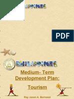 Medium Term development Plan (turism)