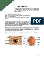 7 Eye Cleanse