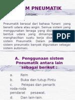 Sistem Pneumatik n' Hidrolik