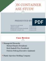 Carson Container Case Study