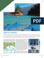 Grecja Thassos Itaka Katalog Lato 2010