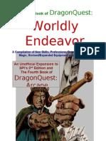DQ Worldly Endeavor