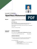 CV Syed Raza Naqvi.doc.rtf