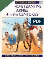[E-Book - Storia] David, Nicolle - Angus McBride - Romano-Byzantine Armies 4th-9th Centuries (Osprey Military - Men at Ar