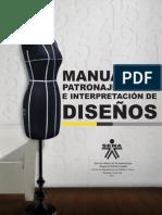 Manual de Patronaje Basico e Interpretación de Diseños