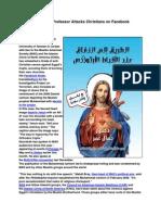 162291159 ICNA MAS Prof Blames Copts for Fires