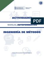 A0244 Ingenieria de Metodos ACT ED1 V1 2014