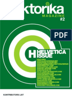 Helvetica Issue