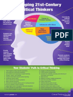 Critical Thinking Poster Small