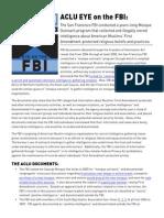 Aclu Eye on the FBI - Mosque Outreach 03272012 0[1]