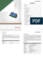 CWT5010 Manual