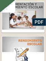 Alimentación y Rendimiento Escolar