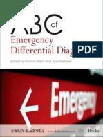 ABC Diagnóstico Diferencial en Emergencia