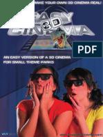 3d Cinema Brochure