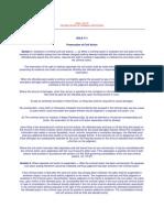 Revised Rules 111 Criminal Procedure