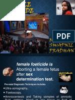 Female Foeticide