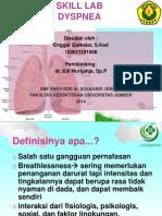 Skill Lab Dyspnea