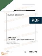 SAA7708H datasheet
