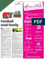 The Bangsar Boy - Football mad family