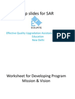 AccreditationHelp Slides for SAR