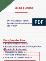 Avaliacao Da Funcao Renal