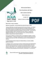 1-Algunos Datos Re El Agua en Iztapalapa