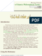 Dictionary of Islamic Philosophical Terms(BookZZ.org)