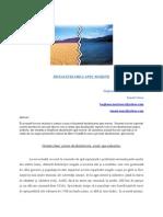 desalinizarea apelor marine