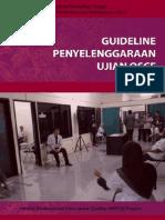 Guideline Penyelenggaraan Ujian OSCE