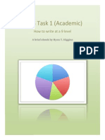 Ielts Task 1 (Academic Exam) How to Write at a 9 Level