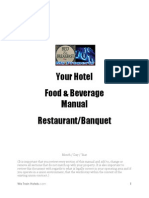 Food and Beverage Manual (1)