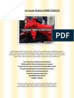 Mantel Motor Suzuki Skydrive PINBB 51EBA220