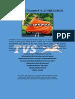 Mantel Motor Tvs Apache Rtr 160 Pinbb 51eba220