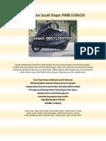 Mantel Motor Suzuki Shogun PINBB 51EBA220
