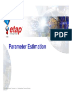 11 - Parameter Estimation