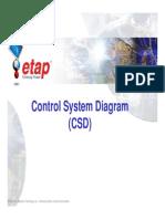 26 - Control System Diagram (CSD)