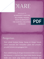 PPT FARMAKOTERAPI (DIARE)