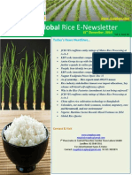 31st December,2014 Daily Global Rice E-Newsletter by Riceplus Magazine