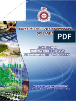 Admission to Undergraduate Courses of the Universities in Sri Lanka 2013_2014