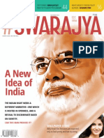 Swarajya Pre Launch Issue