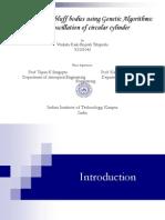 genetic algorithm for fluid dynamics
