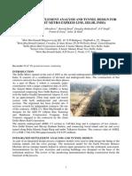 Delhi Metro Paper on Monitoring