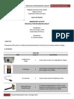 Practical Potentiometer Circuit