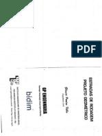 Estradas de Rodagem - Projeto Geométrico (Preto)