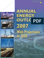 Chemical Engineering - Annual Energy Outlook 2007 With Projection To 2030 - DOE, 2007.pdf