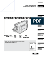 Canon Mv830 Manual